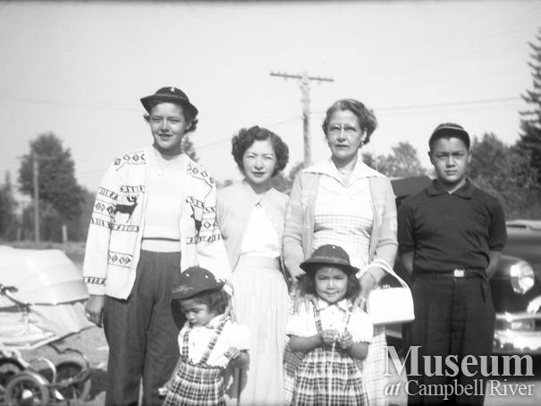 The Naknakin family
