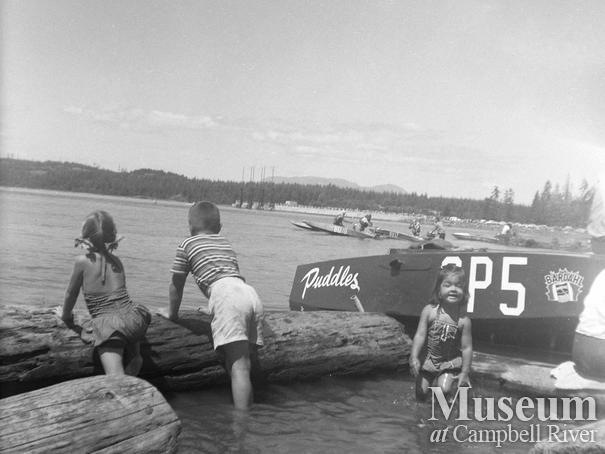 A Canada Day regatta