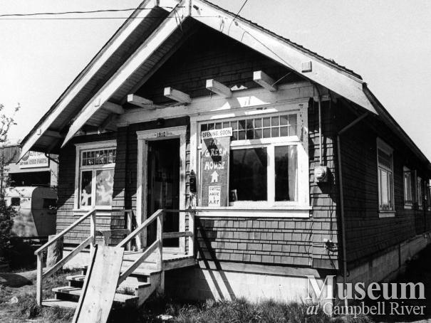 Former home of Oscar and Agnus Thulin