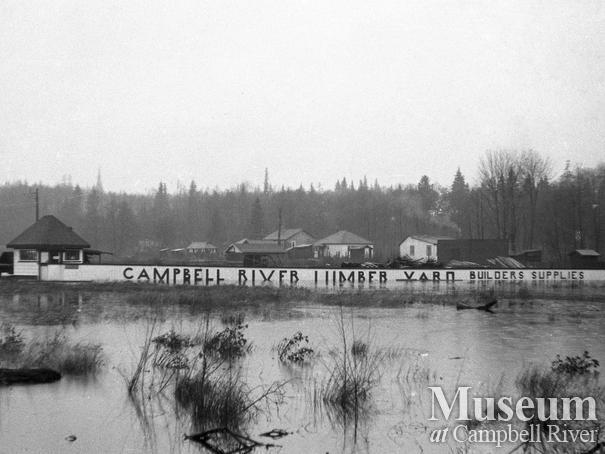 Flood in Campbellton
