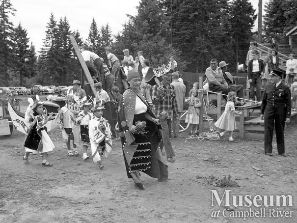 July 1st parade in Campbell River