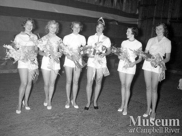 Miss Campbell River Contestants
