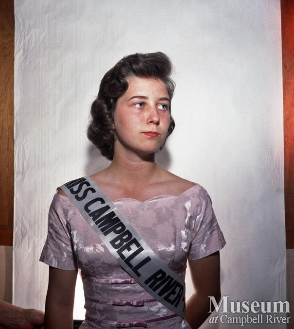 Darlene Willis, Miss Campbell River 1960