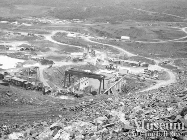 Hydro dam construction