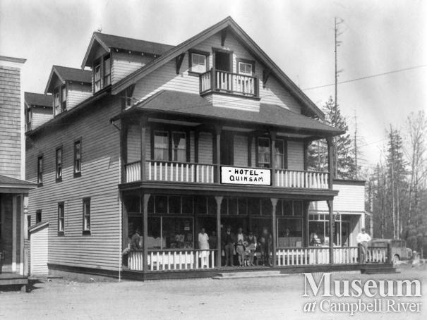 Quinsam Hotel, Campbell River