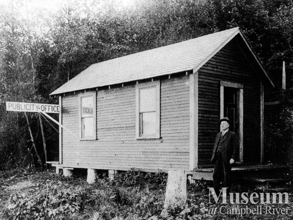 Publicity office, Campbell River