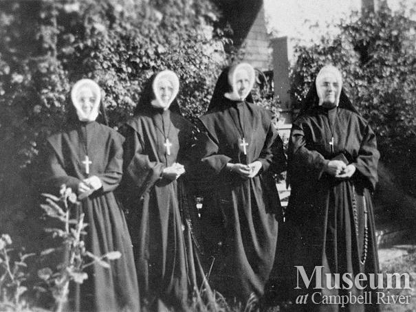 Sisters of St. Ann, Campbell River