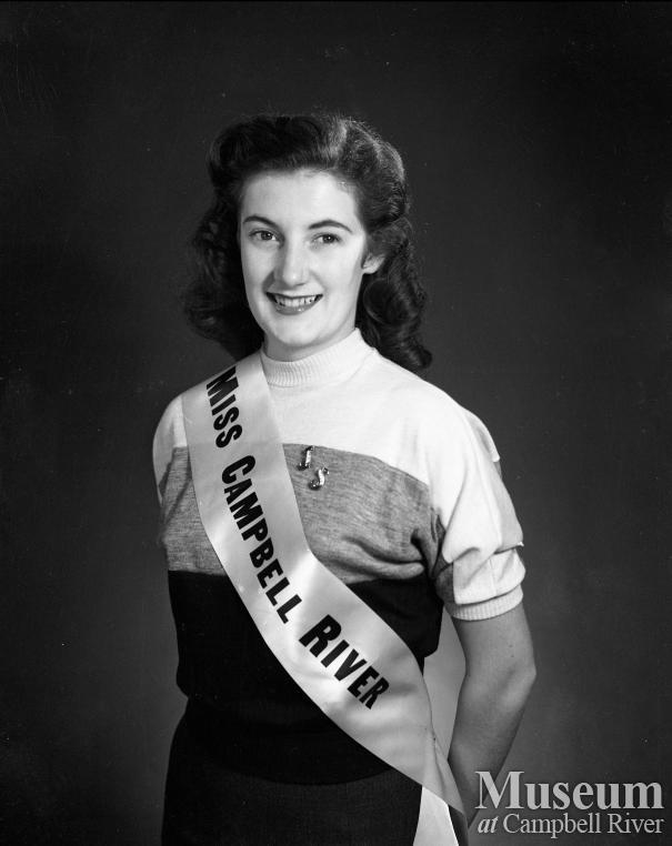 Joyce Sarvis, Miss Campbell River