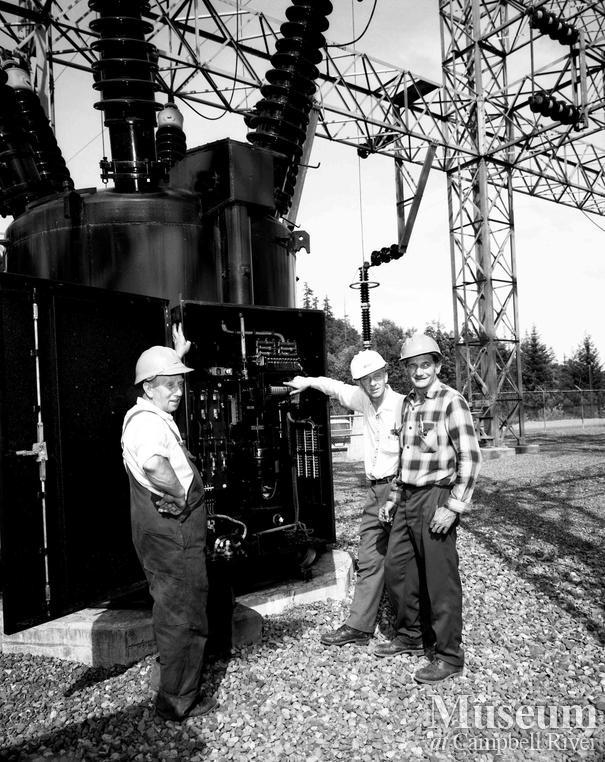 BC Hydro John Hart Generating Station
