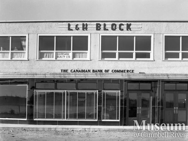 L&H Block, downtown Campbell River