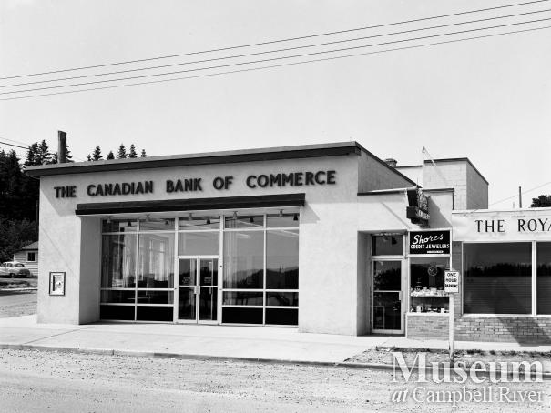 Canadian Bank of Commerce Campbell River