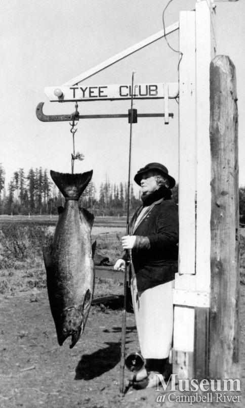 Mrs. Butler, Tyee Man