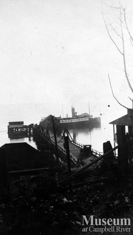 Old Campbell River Wharf