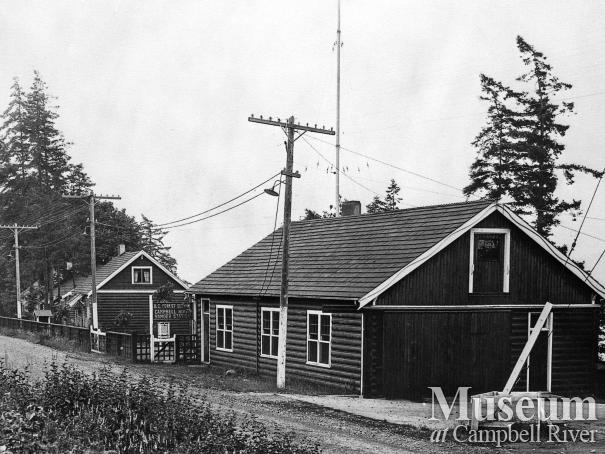 BC Forestry Service Station