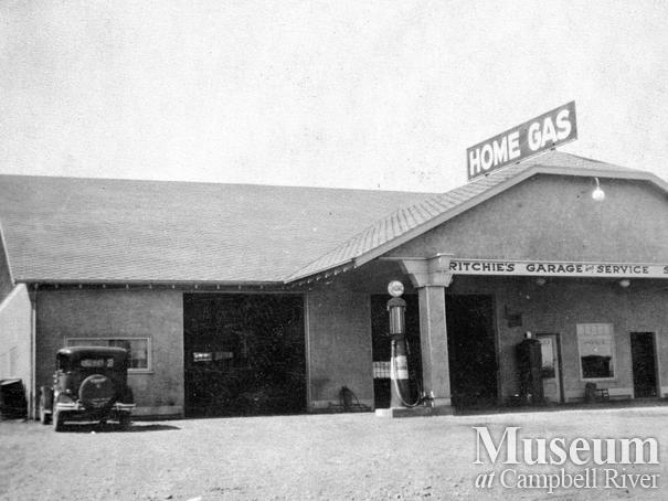 Ritchie's Garage and Service Station