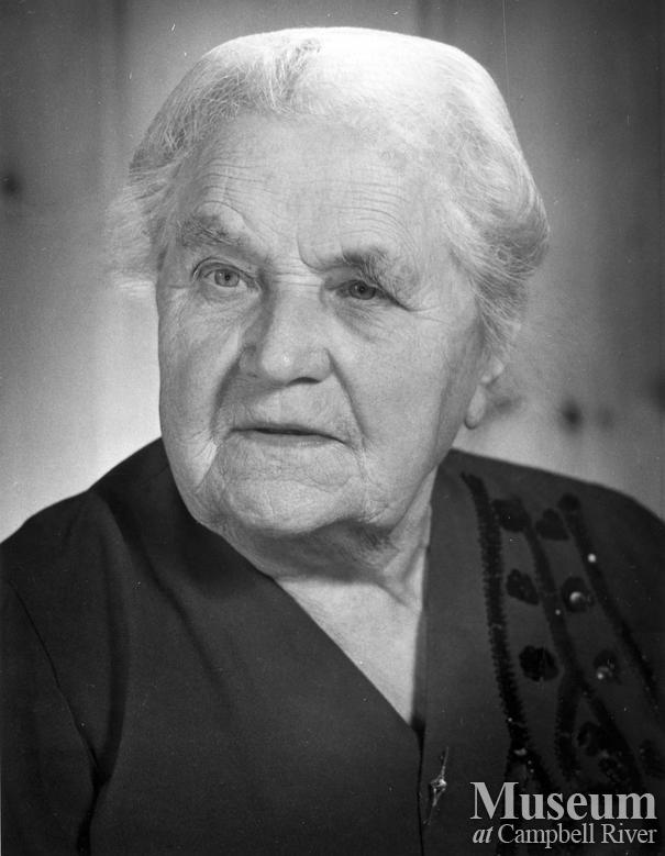 Mrs. Mary Thulin , Campbell River