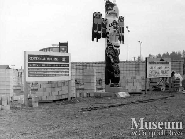 Constructing the Centennial Building