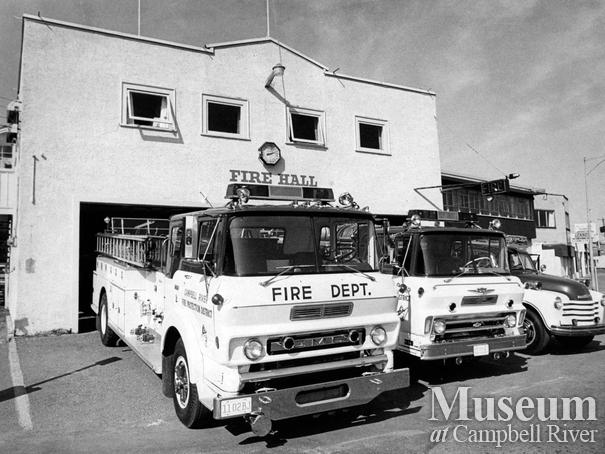 Campbell River Fire Department