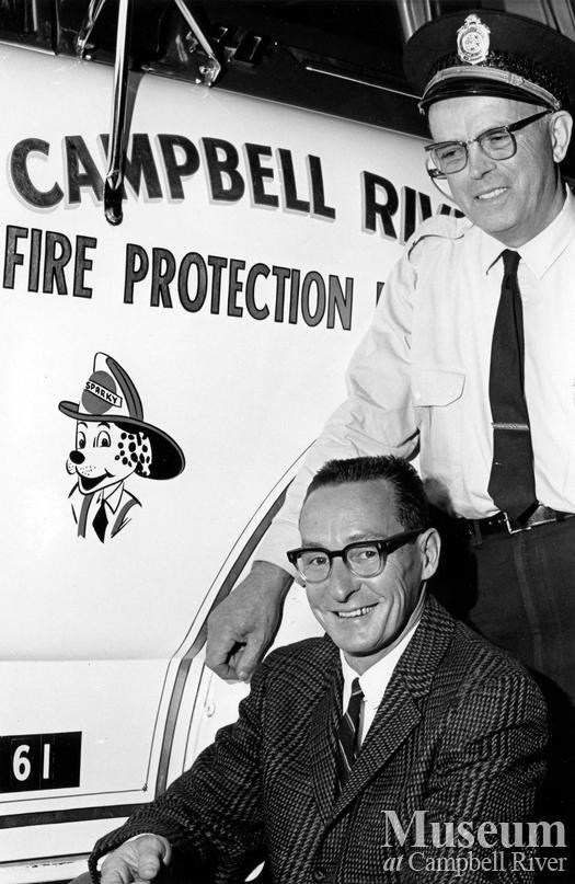 Campbell River Fire Chiefs