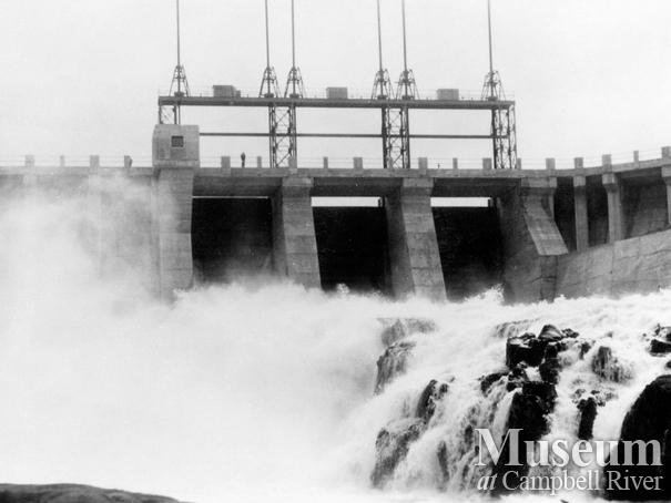 John Hart Dam, Campbell River