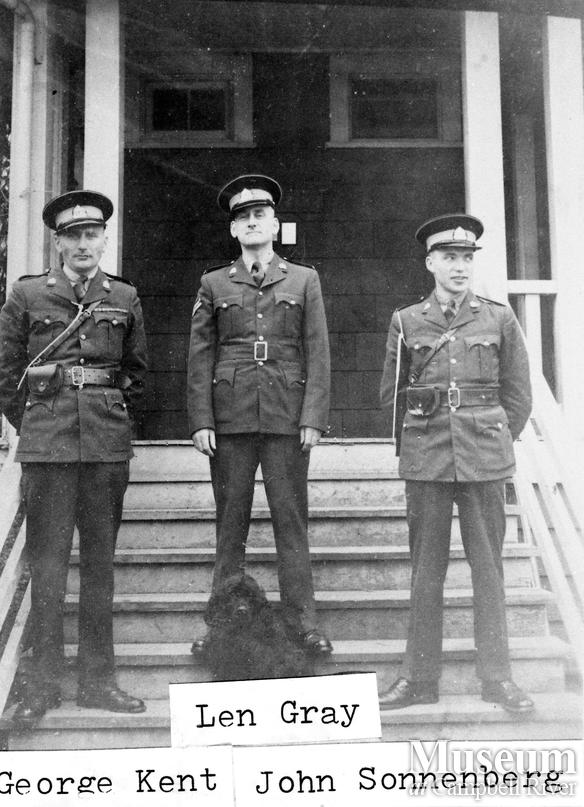 Campbell River RCMP detachment