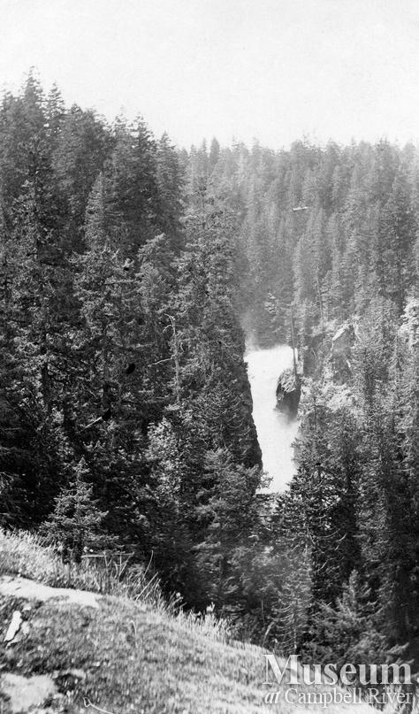 Elk Falls, Campbell River