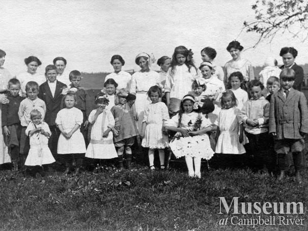 May Day event, Campbell River 1914