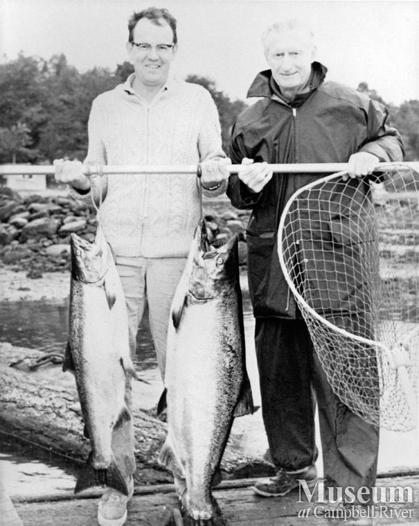 George Piercy and David R. Duke