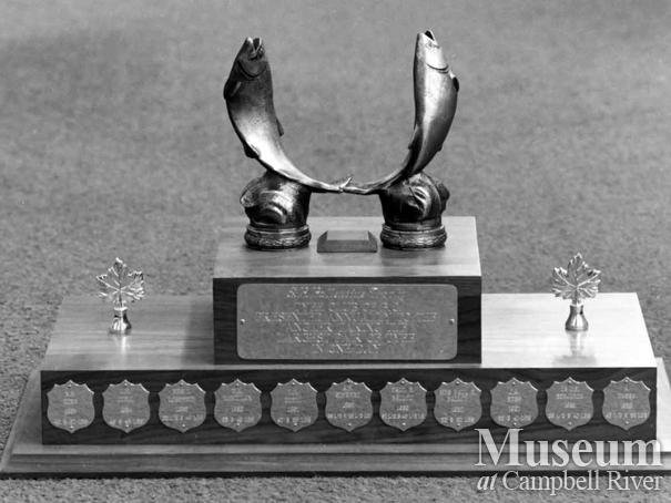 Tyee Club Trophy