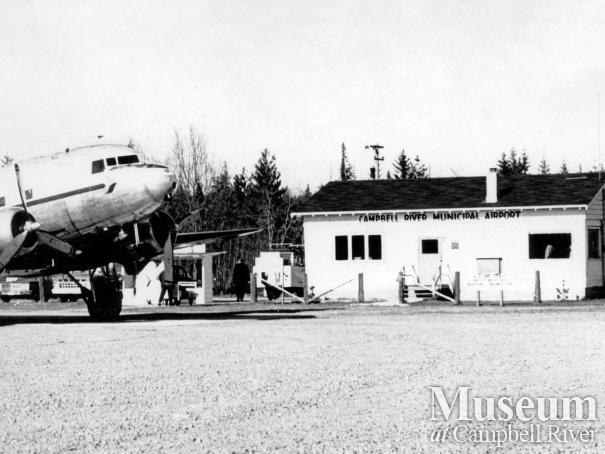 Campbell River Municipal Airport