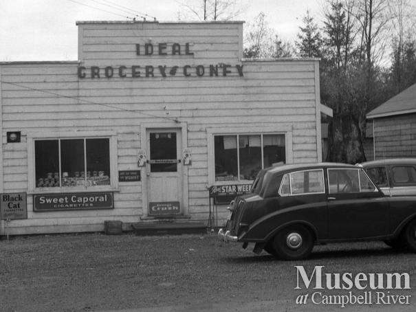 Ideal Grocery, Campbellton