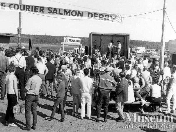 Campbell River Salmon Derby