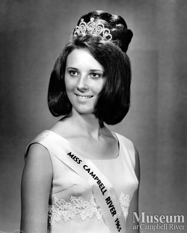 Miss Campbell River 1965 - Annie Giasson