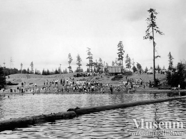 First Campbell River Water Festival, McIvor Lake