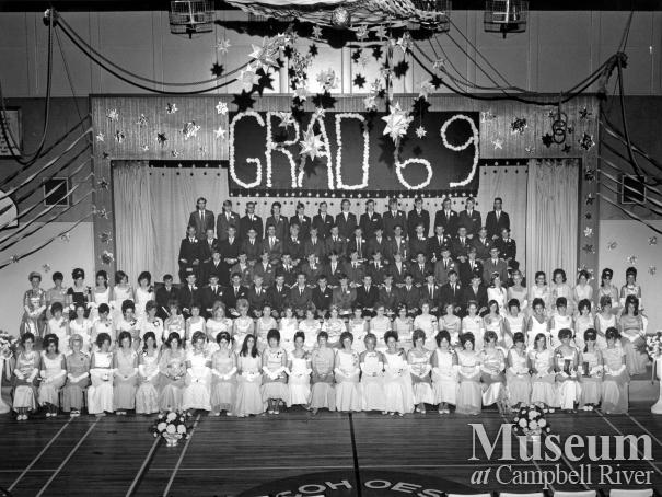 Graduating Class of 1969