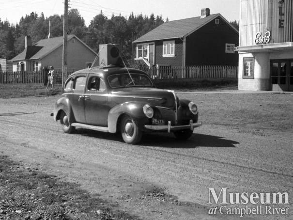 Campbell River Parade, 1949