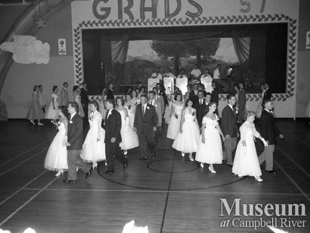 Graduation Class of 1957