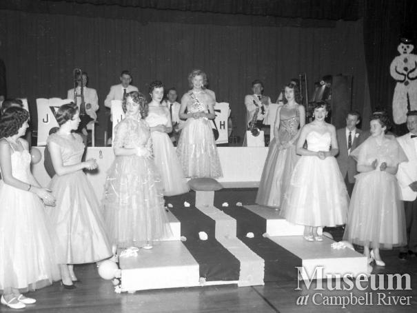 Snowball Dance, 1956