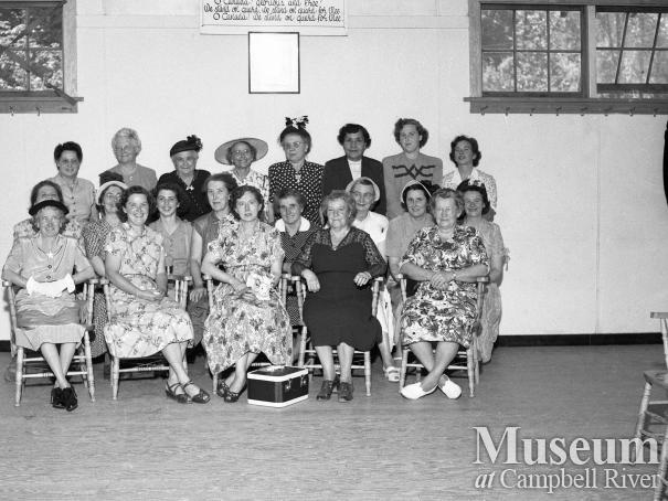 Anglican Church Ladies