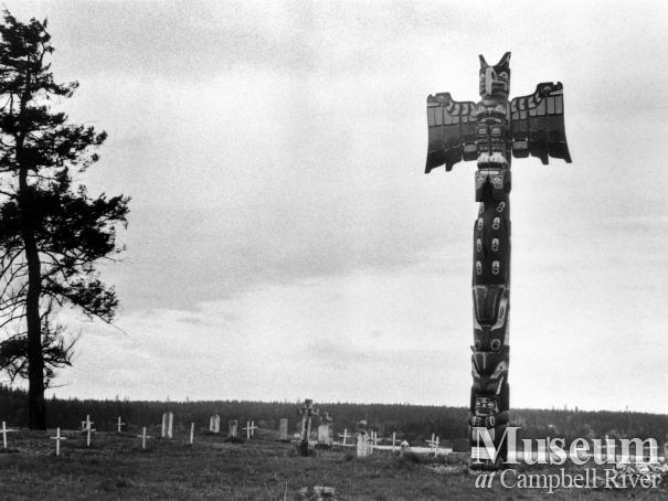 Mary Henderson Memorial Pole