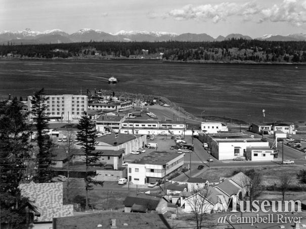 Downtown Campbell River