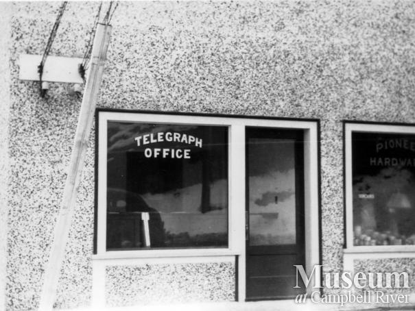 Campbell River Telegraph Office
